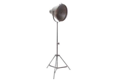 LABEL51 Industriële vloerlamp Gaas