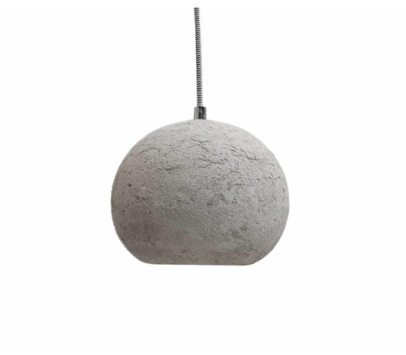 Hanglamp Beton Bol