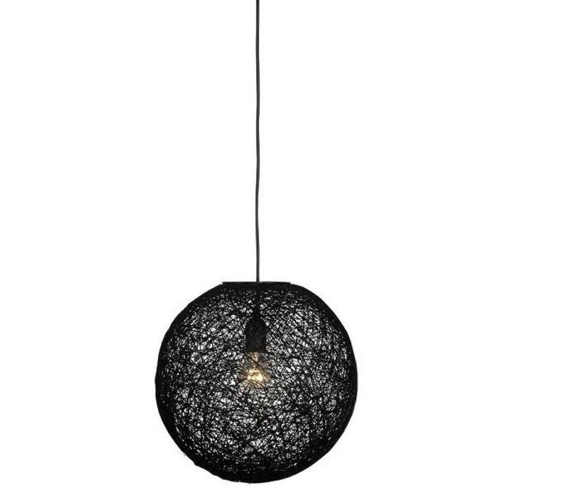 Hanglamp Twist 60 cm Zwart