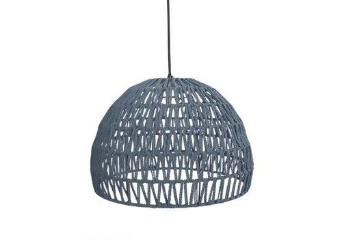 LABEL51 Hanglamp Touw Medium Lichtgrijs