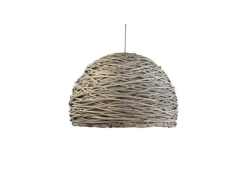 LABEL51 Lampenkap Riet Crazy Weaving -  55 cm