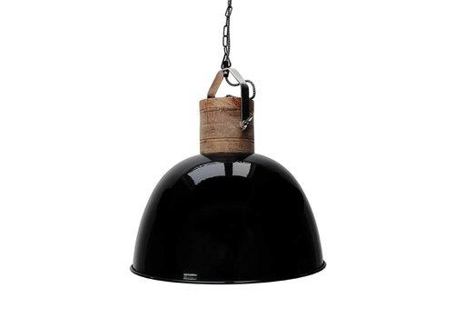 LABEL51 Hanglamp Nordic Zwart L