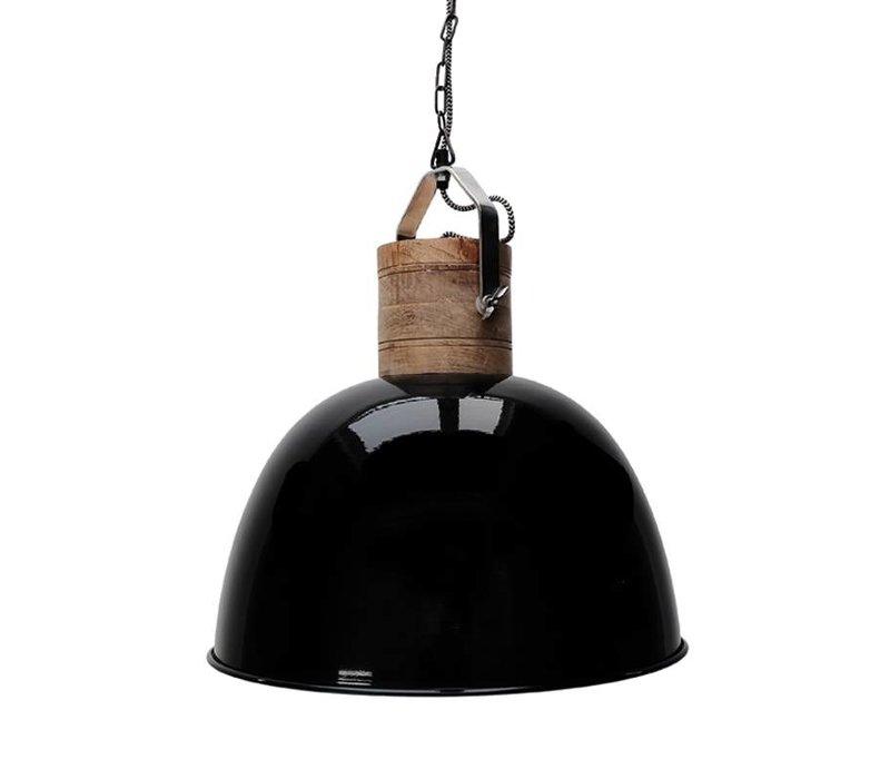Hanglamp Nordic Zwart L