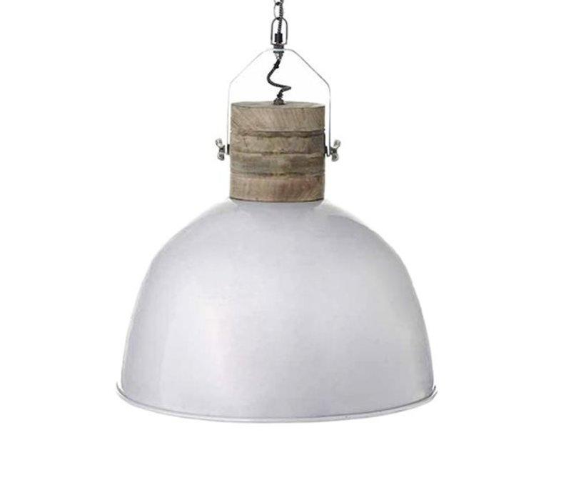 Hanglamp Nordic Wit L