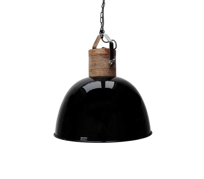 Hanglamp Nordic Zwart M