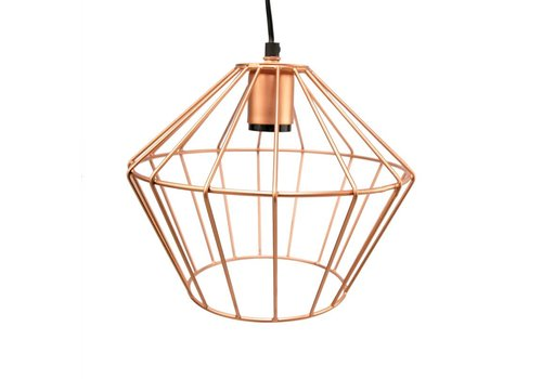 LABEL51 Hanglamp Wire - koper