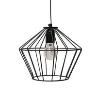 Hanglamp Wire - zwart
