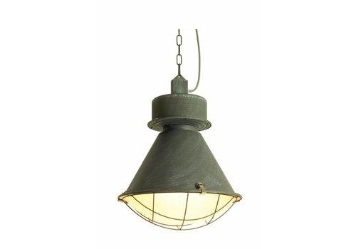 LABEL51 Hanglamp Duisburg Zink