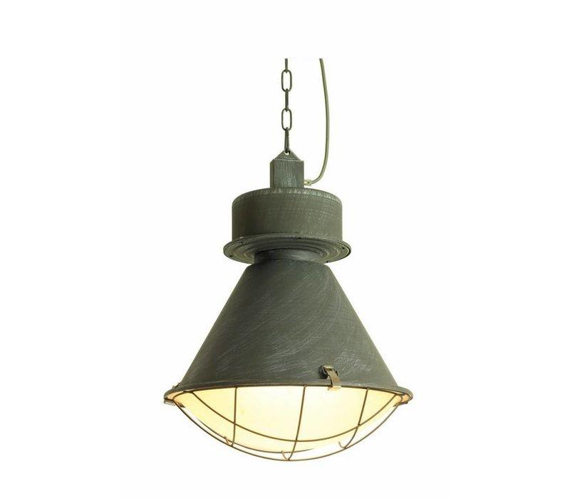 Hanglamp Duisburg Zink