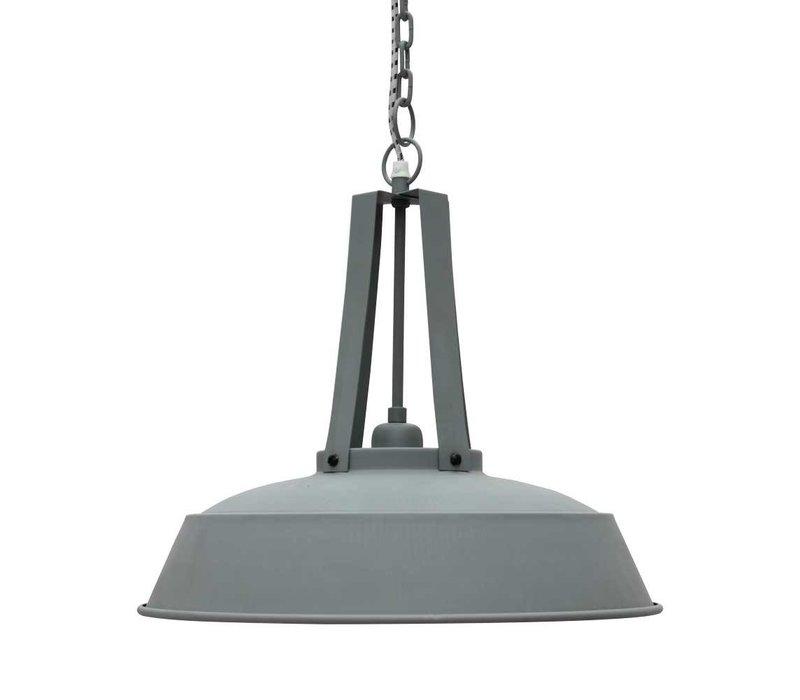 Hanglamp Worker Steen Grijs