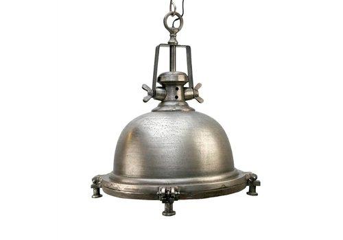 LABEL51 Hanglamp Madera Antiek Raw Nikkel