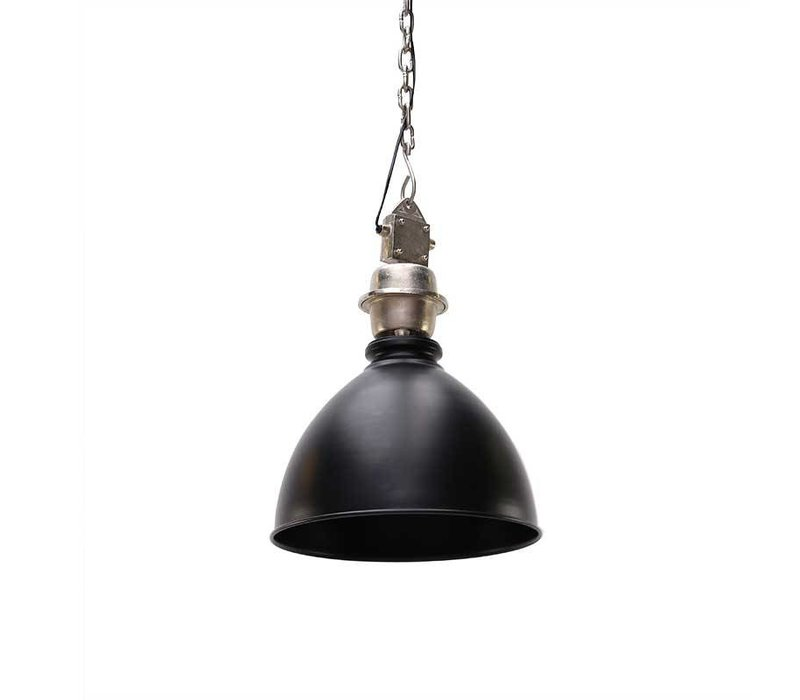 Hanglamp Clinton Mat Zwart