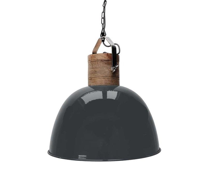 Hanglamp Nordic Donkergrijs L