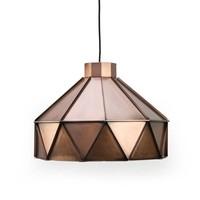 Hanglamp Triangle Antiek Koper