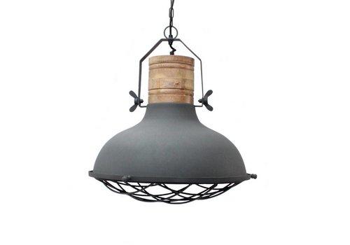 LABEL51 Hanglamp Grid Grijs