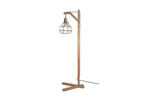 LABEL51 Vloerlamp Drop Koper