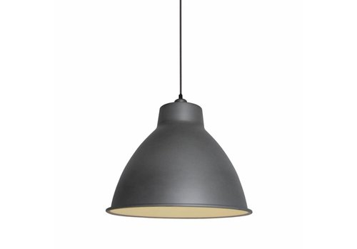 LABEL51 Hanglamp Dome Burned Steel