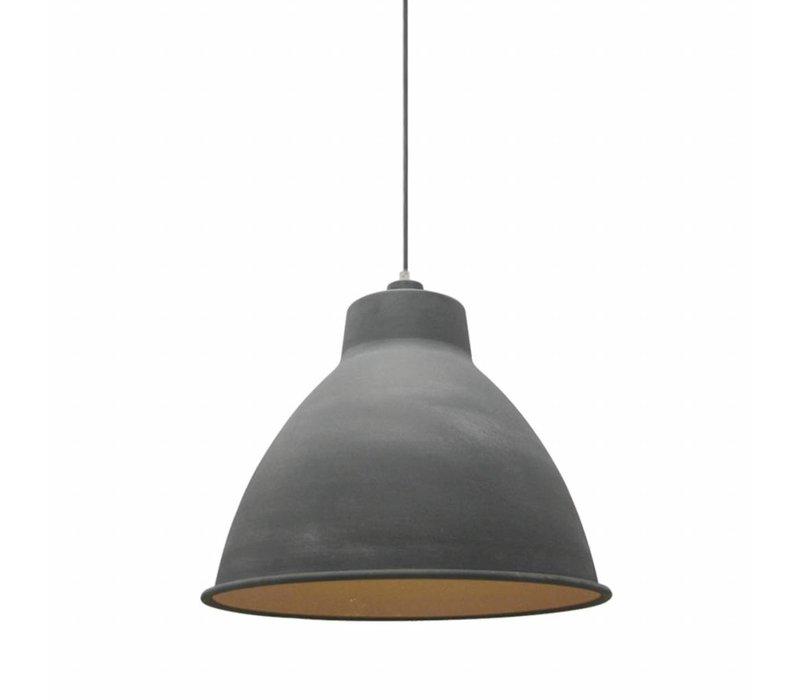 Hanglamp Dome Concrete