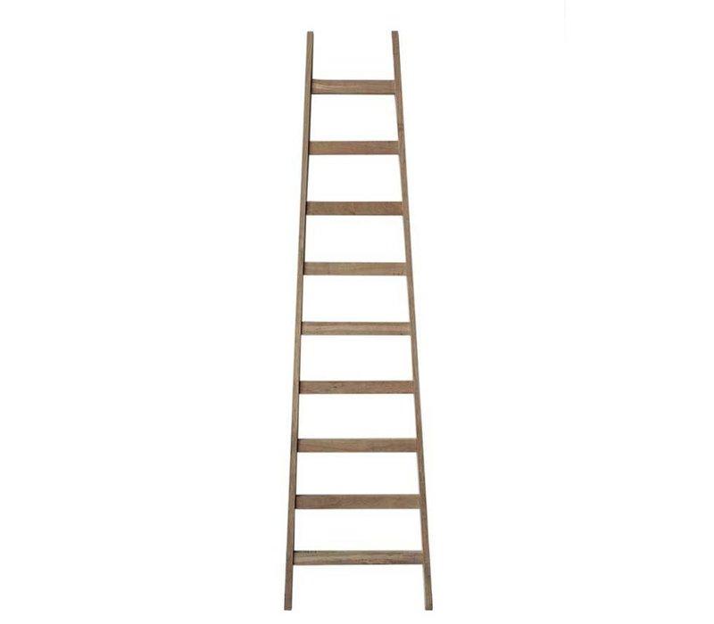 Decoratie Ladder Naturel Hout