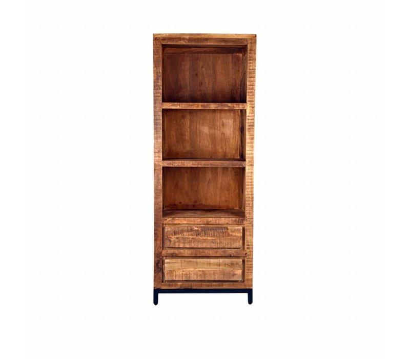 Boekenkast Gent 70x45x185 cm