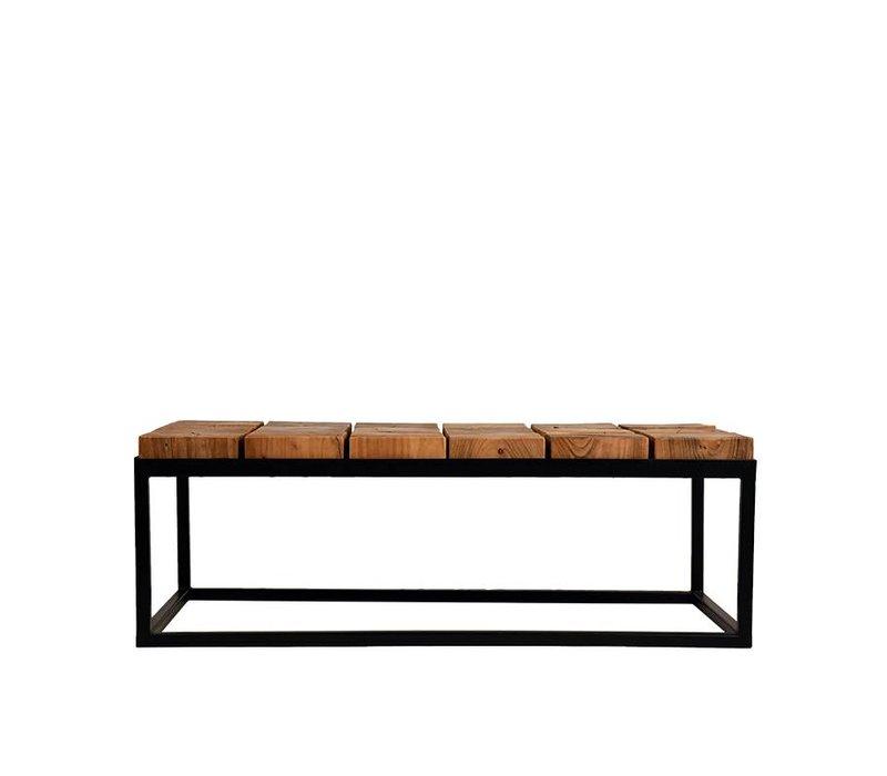Salontafel Block 113x56x40 cm