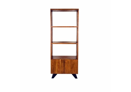 LABEL51 Boekenkast Temba 70x45x175 cm