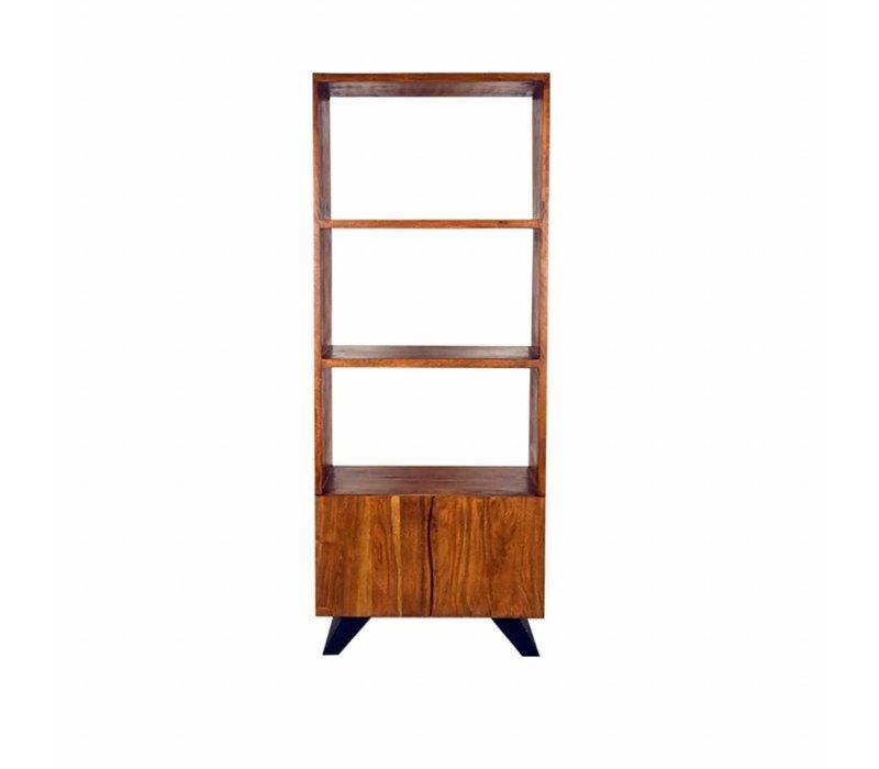 Boekenkast Temba 70x45x175 cm