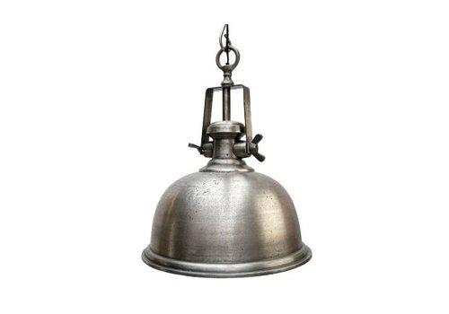LABEL51 Hanglamp Tenerif Antiek Raw Nikkel
