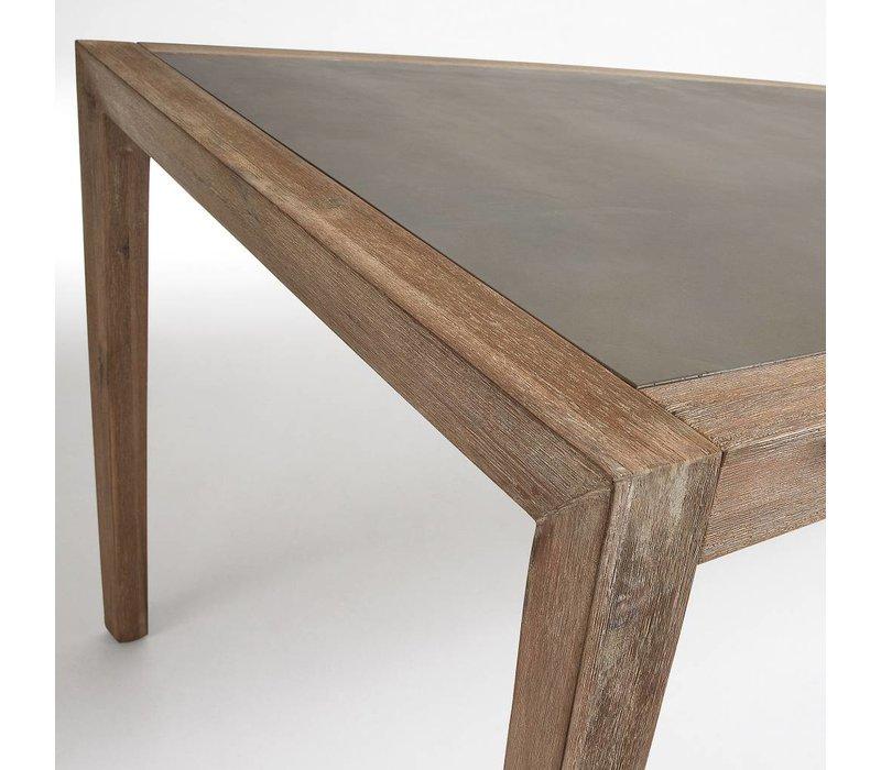 CORVETTE Eettafel 200x90 cm