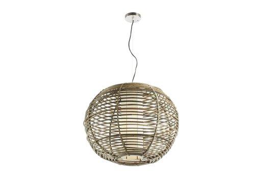 LaForma SUTEC Hanglamp Bamboe