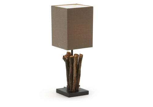 LaForma SERATNA Tafellamp Hout