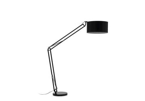 LaForma SENTA Vloerlamp Zwart
