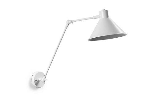 LaForma ODINE Metalen Wandlamp Wit