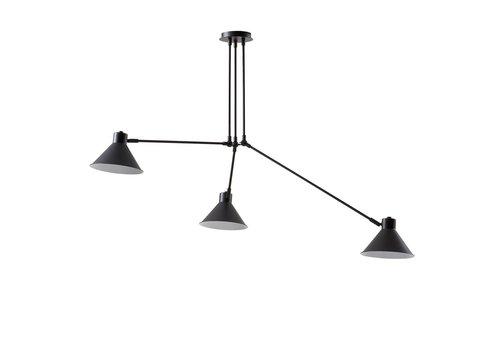 LaForma ODINE Hanglamp Zwart