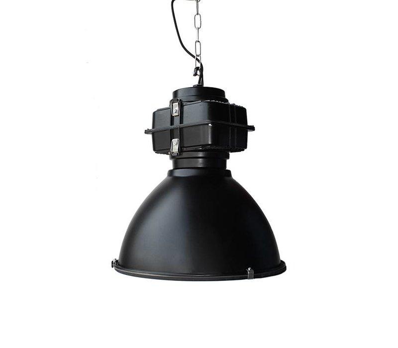 Industrielamp 'Heavy Duty' Zwart