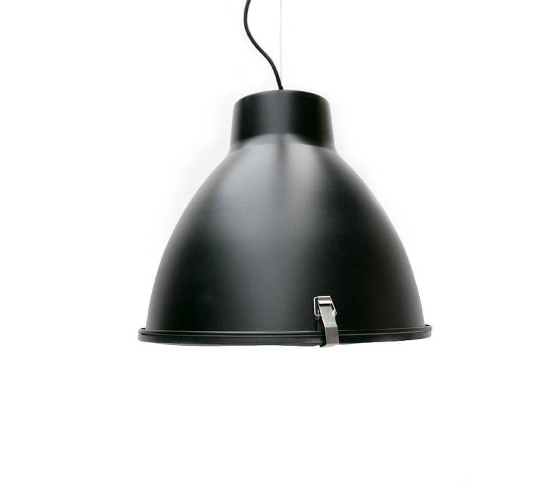 Hanglamp Industry Zwart