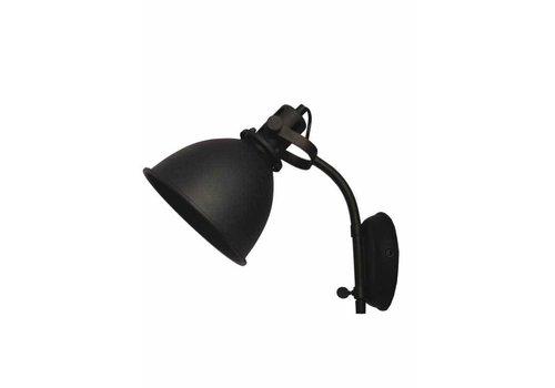 LABEL51 Wandlamp Spot Zwart