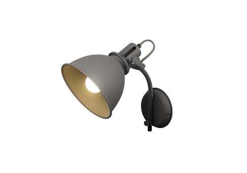 LABEL51 Wandlamp Spot Grijs
