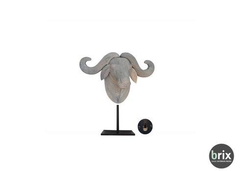 Brix Bull Small Grijs