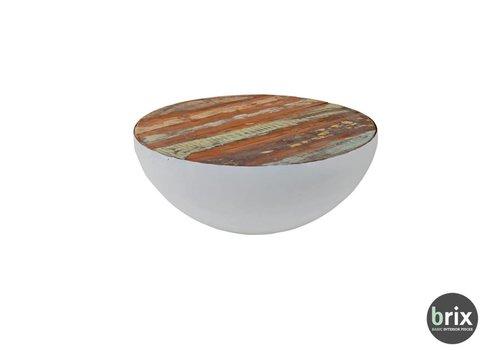 Brix Bob Bowl Salontafel 70cm