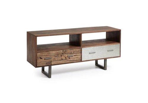 LaForma LOFT Tv cabinet 140x62 Mango Hout