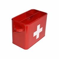 EHBO Box Rood