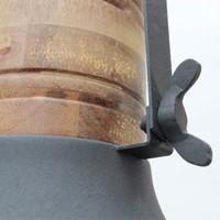 Hanglamp Grid Grijs