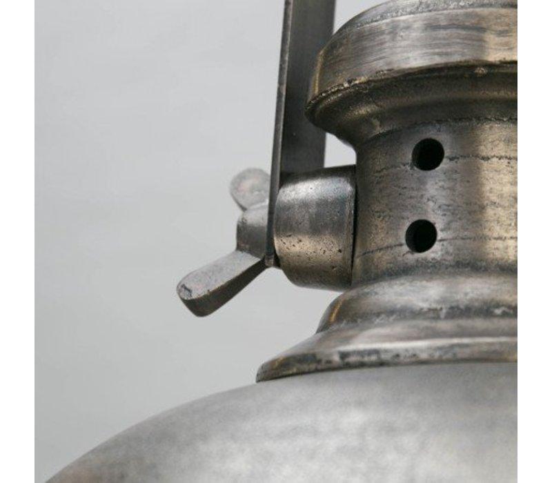 Hanglamp Madera Nikkel
