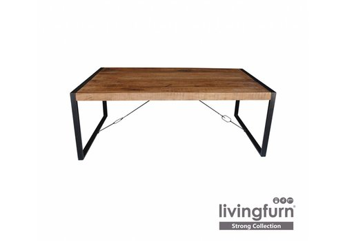 Livingfurn Dining Table Strong 140