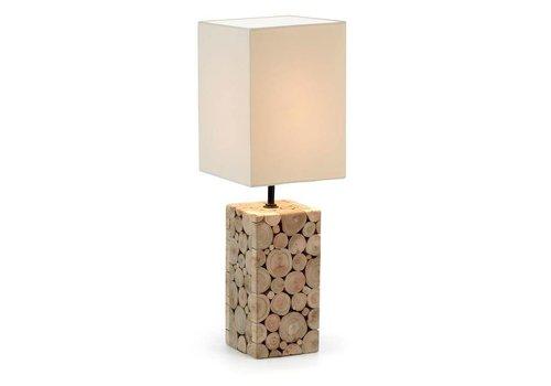 LaForma NAVILS Tafellamp Hout