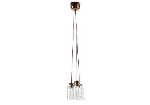 LaForma NALON Hanglamp Glas