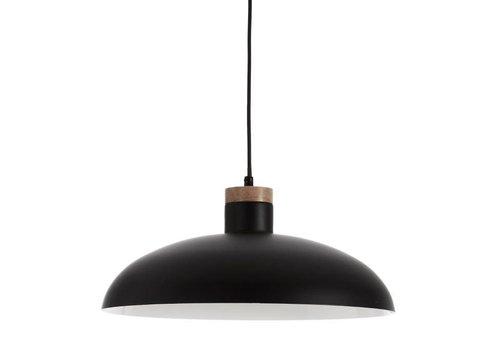LaForma MARGOT Hanglamp Metaal Zwart