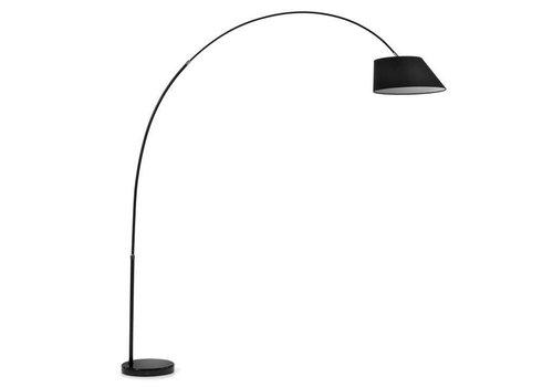 LaForma LEE Vloerlamp Zwart