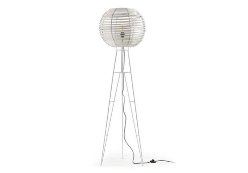 LaForma LECTRA Vloerlamp Wit